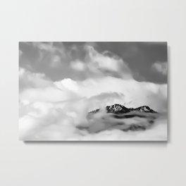 Island In The Sky Metal Print