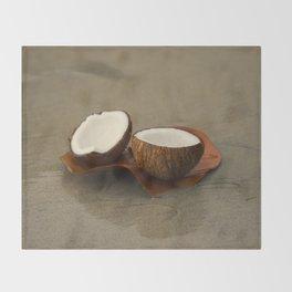 Coconut Throw Blanket