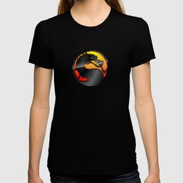 dragon kombat T-shirt