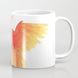 Rising from the Ashes Coffee Mug