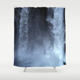 Koosah Falls Shower Curtain