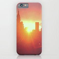 6:30am, New York iPhone 6s Slim Case