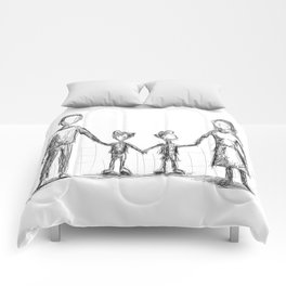 Family - The Twins Comforters
