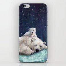 Polar Bears iPhone & iPod Skin