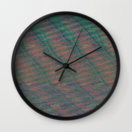 Slo Change Wall Clock