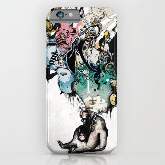 FatToy Idleness* iPhone & iPod Case