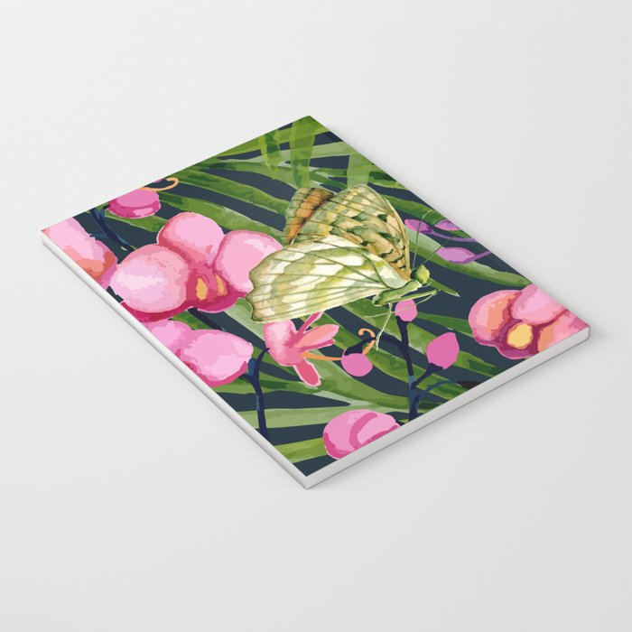 Tropical pattern Notebook
