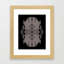 Goyles Framed Art Print