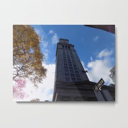 Customs House Metal Print