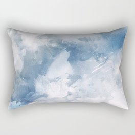 Fluid Color Rectangular Pillow