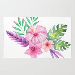 Tropical bouquet i Rug
