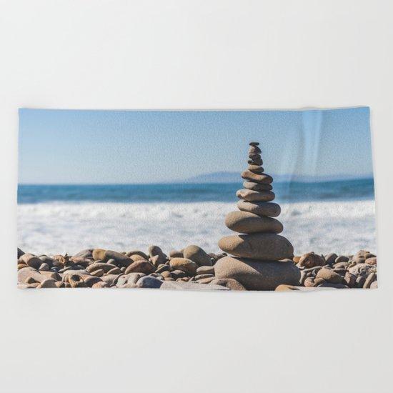 Summer Solstice Beach Towel