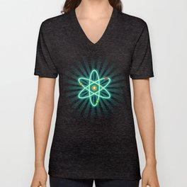 Atom Unisex V-Neck