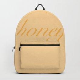 honey Backpack