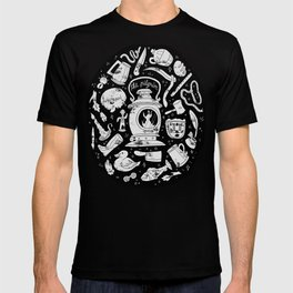 Songs of the Dark Lantern T-shirt