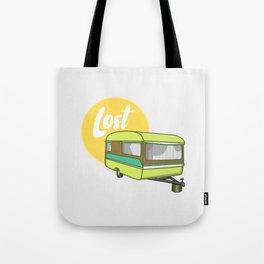 Caravan Lost Tote Bag
