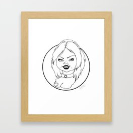 Tiffany Framed Art Print