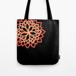 Delphine • Yoga pant 3 • Tote Bag