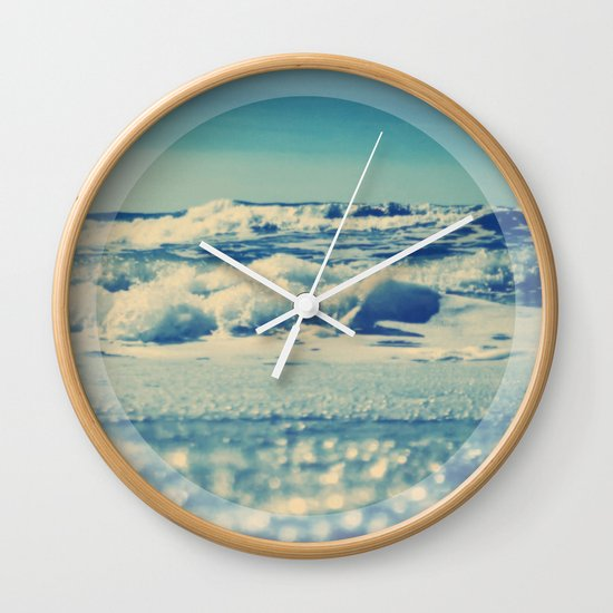 Sea Balance Wall Clock