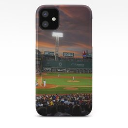 Fenway Park 2 iPhone Case