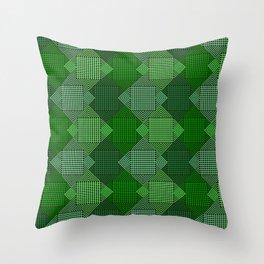 Op Art 102 Throw Pillow