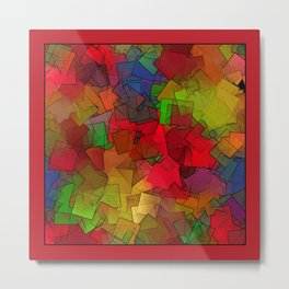 colorful design for you -102- Metal Print