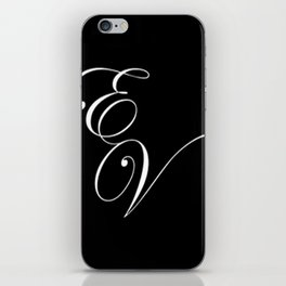 Eric Val Symbol iPhone Skin