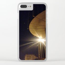 flash light Paris Clear iPhone Case