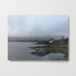Home in the Skye Metal Print