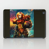 samus iPad Cases featuring Samus  by ururuty