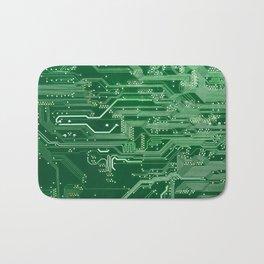 Electronic circuit board Bath Mat