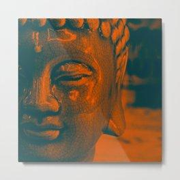 Buddah Metal Print