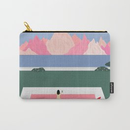 Poolside Views Carry-All Pouch