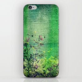 summer rain |2| iPhone Skin