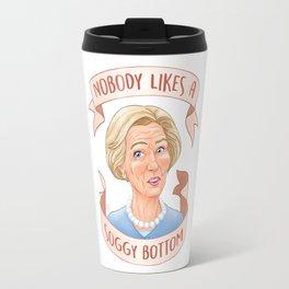 Nobody Likes a Soggy Bottom Travel Mug
