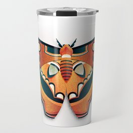 Atlas Moth Travel Mug