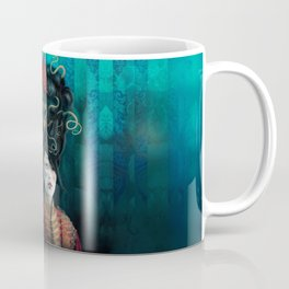 Queen of the Wild Frontier Coffee Mug
