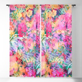 Cool Summer Morning Blackout Curtain