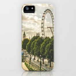 London 04 iPhone Case