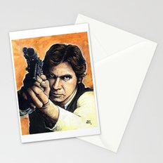 HAN SOLO Stationery Cards