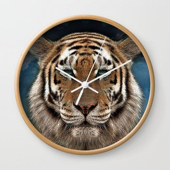 Sumatra and tiny Wall Clock