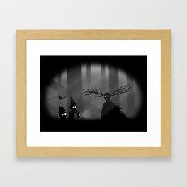 Wayward Souls Framed Art Print