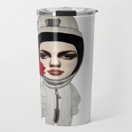 from outer space Travel Mug
