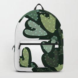 anti valentines cactus Backpack