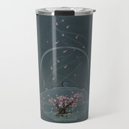 Cherry and Firefly Tea Travel Mug