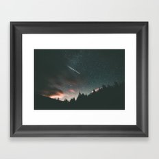 Stars II Framed Art Print