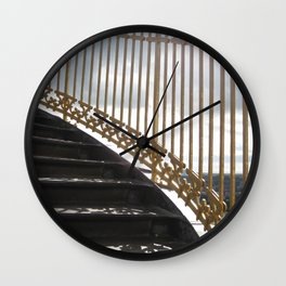 Staircase to Heaven Wall Clock