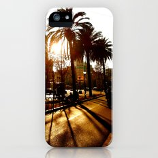 Through The Palm Trees iPhone (5, 5s) Slim Case