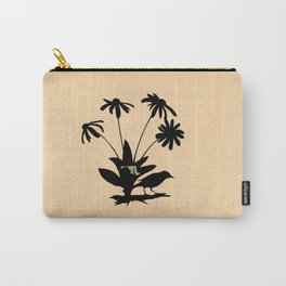 Maryland - State Papercut Print Carry-All Pouch
