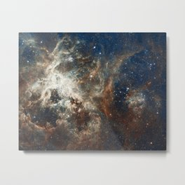 In the Heart of the Tarantula Nebula Metal Print
